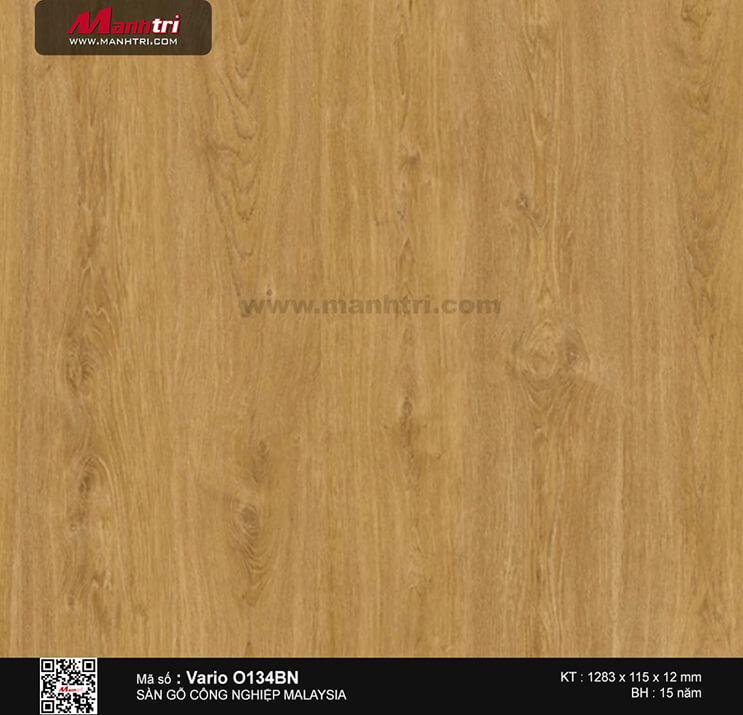 Sàn gỗ công nghiệp Vario O134BN