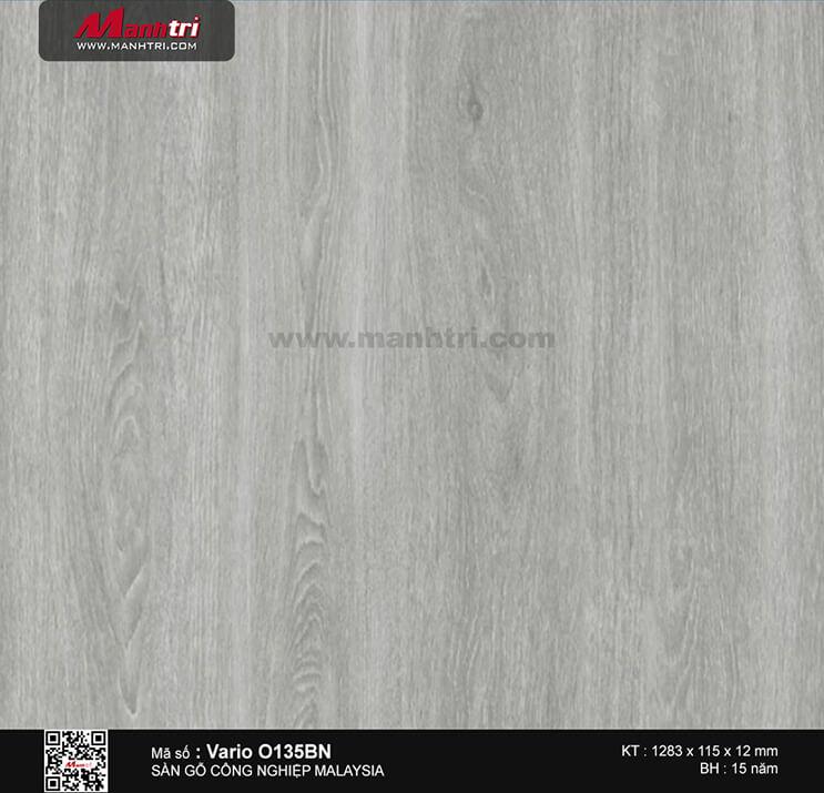Sàn gỗ công nghiệp Vario O135BN