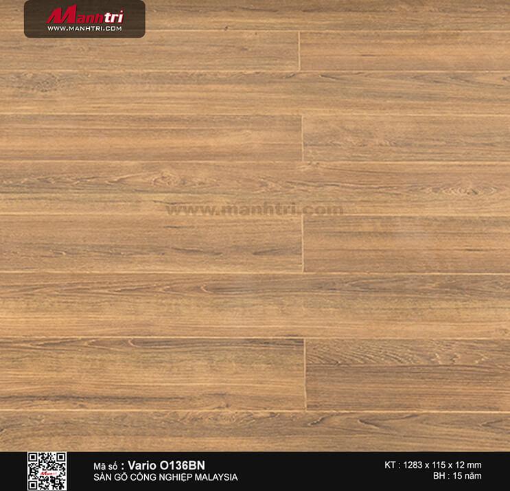 Sàn gỗ công nghiệp Vario O136BN