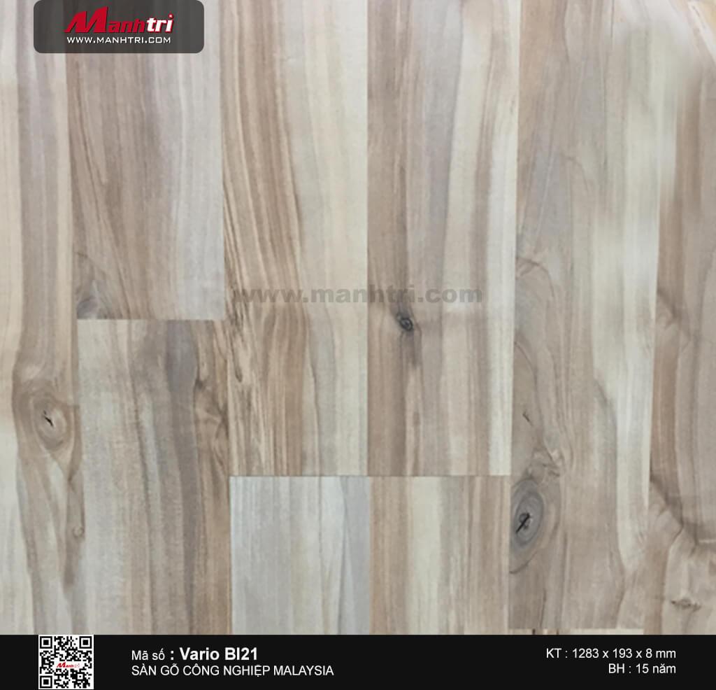 Sàn gỗ công nghiệp Vario BI21