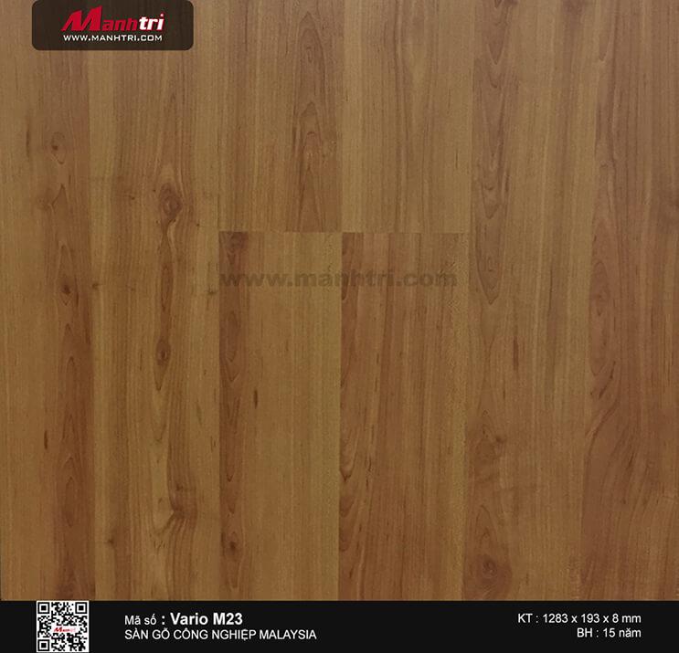 Sàn gỗ công nghiệp Vario M23