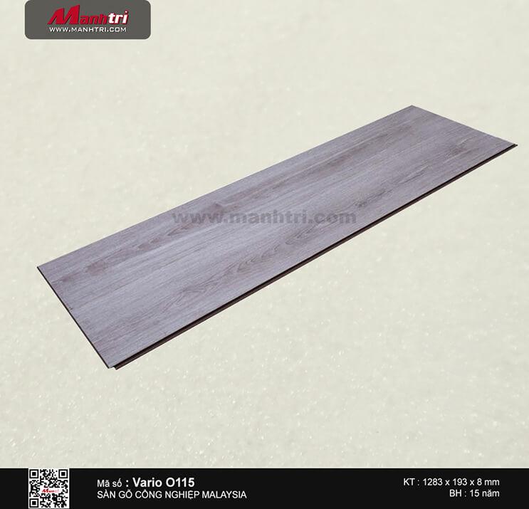 Sàn gỗ công nghiệp Vario O115