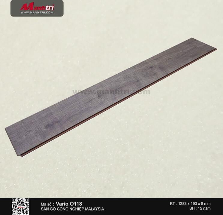 Sàn gỗ công nghiệp Vario O118
