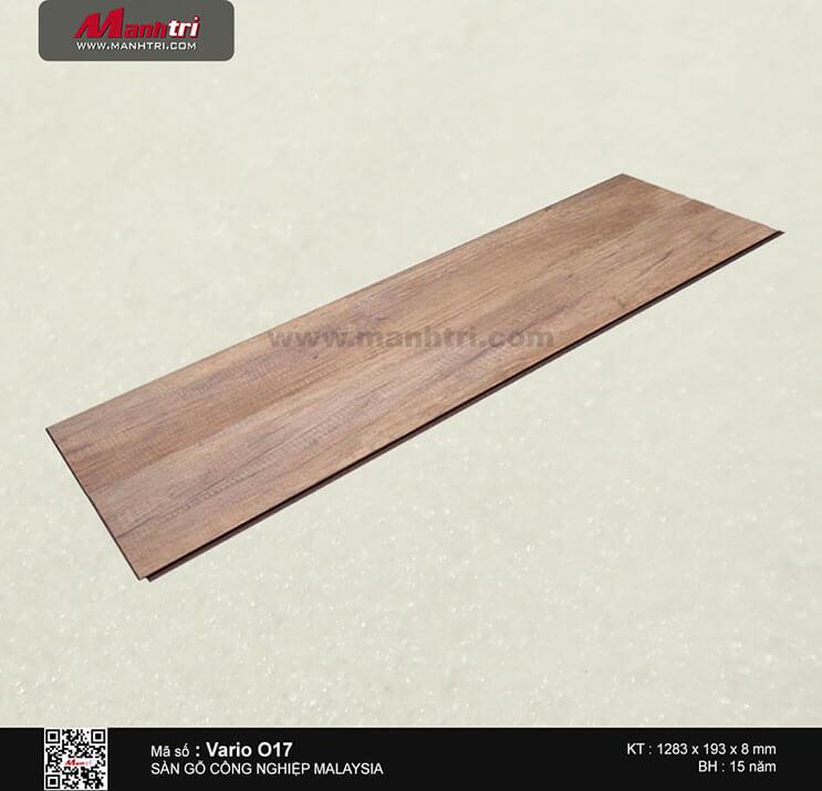 Sàn gỗ công nghiệp Vario O17