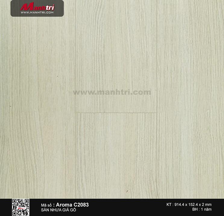 Sàn nhựa Aroma C 2083