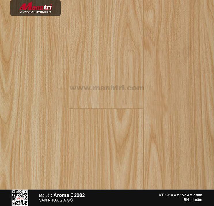 Sàn nhựa Aroma C 2082
