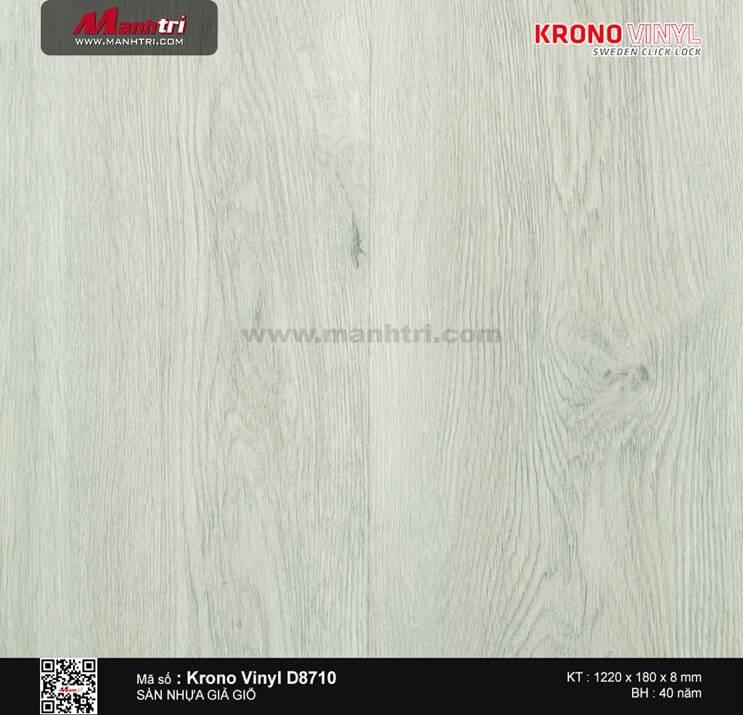 Sàn nhựa Krono Vinyl D8710
