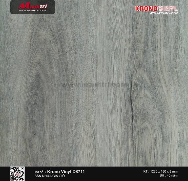 Sàn nhựa Krono Vinyl D8711