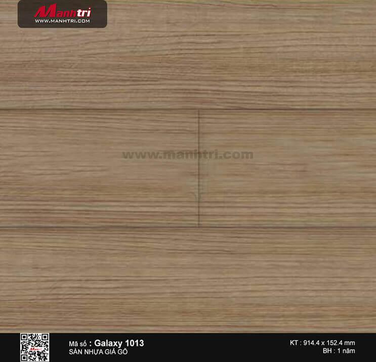 Sàn nhựa giả gỗ Vinyl Galaxy 1013 (2mm)
