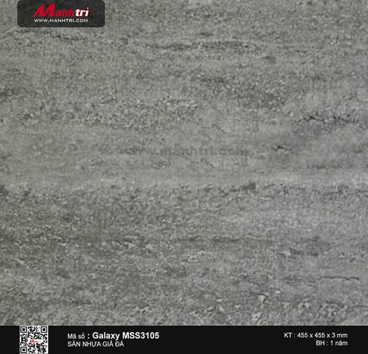 Sàn nhựa giả đá Galaxy MSS 3105