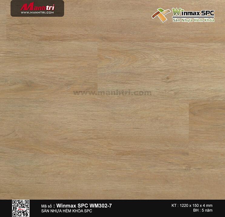 Sàn nhựa Winmax SPC WM302-7