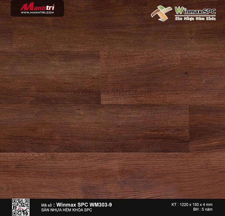 Sàn nhựa hèm khóa Winmax SPC WM303-9