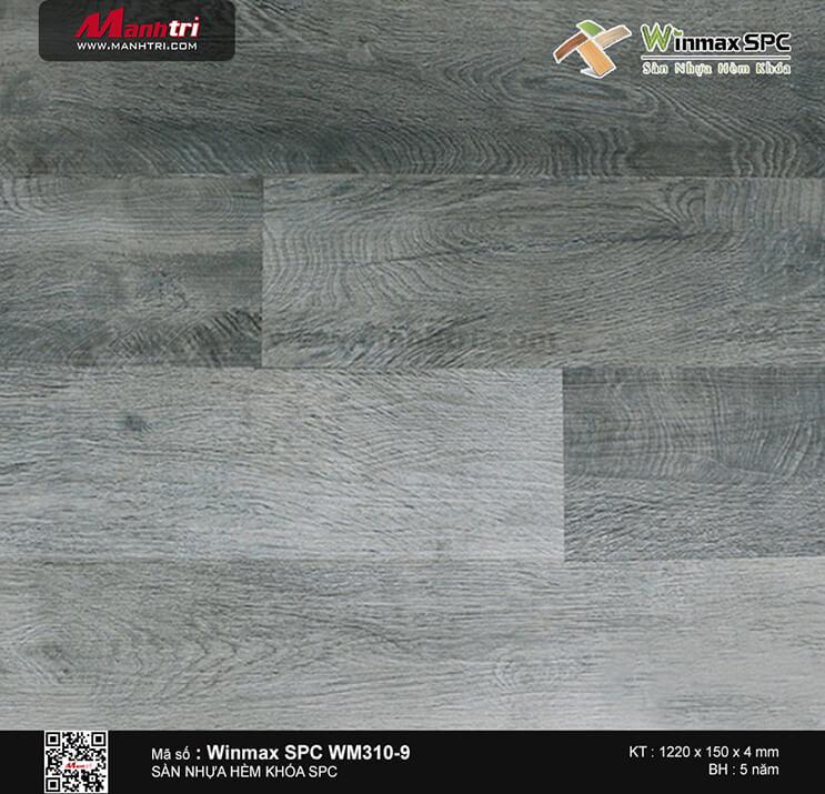 Sàn nhựa hèm khóa Winmax SPC WM310-9