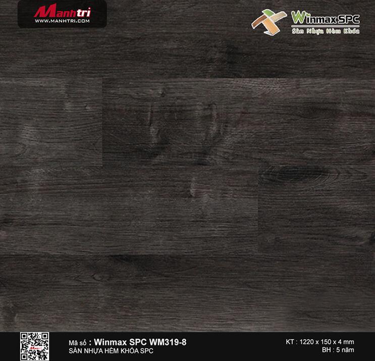Sàn nhựa hèm khóa Winmax SPC WM319-8