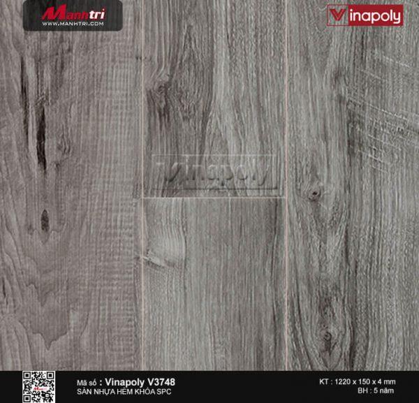 Sàn nhựa Vinapoly SPC V3748