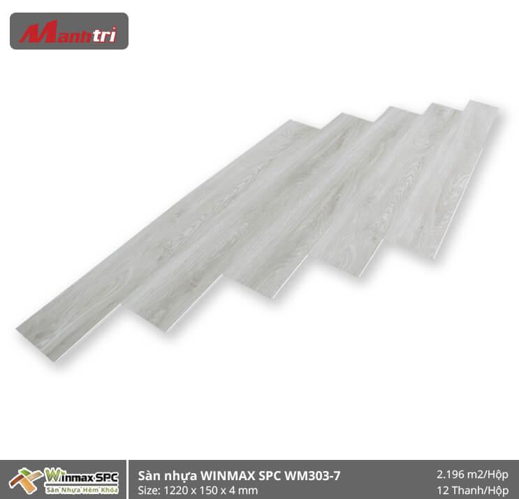 Sàn nhựa Winmax SPC WM303-7