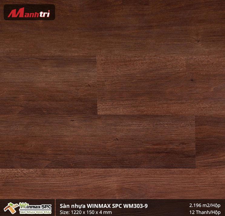 Sàn nhựa Winmax SPC WM303-9