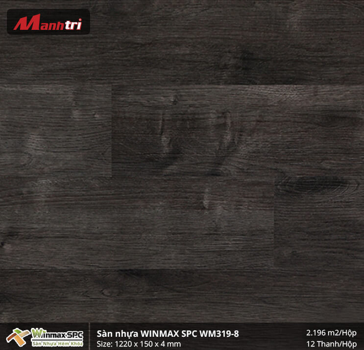 Sàn nhựa Winmax SPC WM319-8