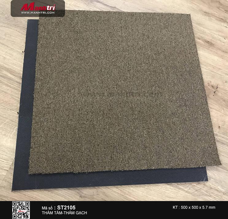 Thảm tấm-Thảm gạch ST2105
