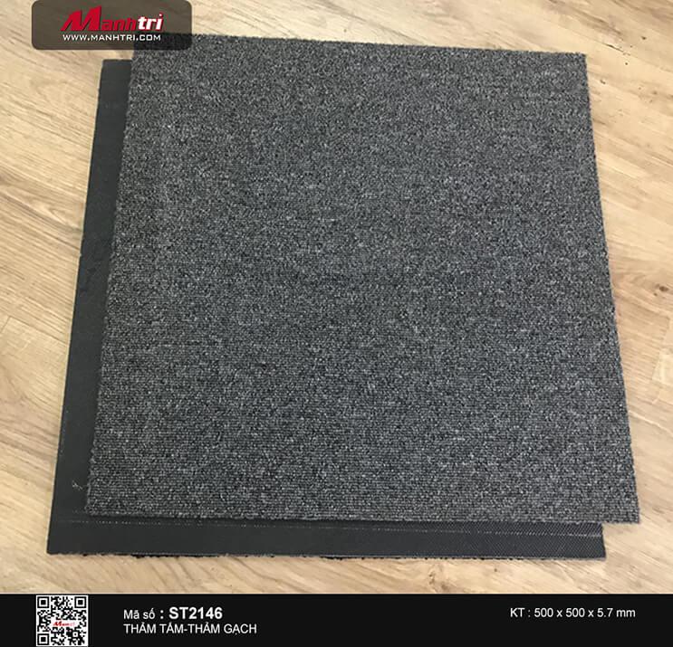 Thảm tấm-Thảm gạch ST2146